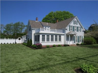 Photo for Fabulous, newly renovated 4 bedroom home in North Chatham with a large yard and a lovely pool!