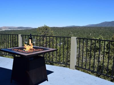 Photo for 360 Panorama: Amazing Views! Pool Table! High End! Deck! BBQ! Cable TV! Master Suite!