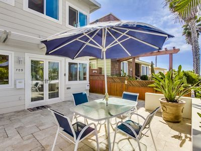 Steps to the Beach, Patio, Bikes, Grill