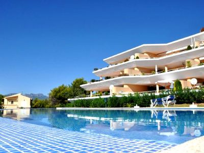 Photo for Altea Nova apartment, 2 pools, golf, beach, mountaineering and much more.