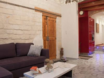 Photo for ATYPICAL APARTMENT IN THE CITY CENTER OF MONTPELLIER FOR 6 PEOPLE