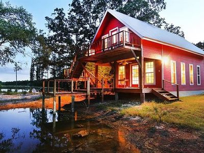 Photo for 2BR Cabin Vacation Rental in Eustace, Texas