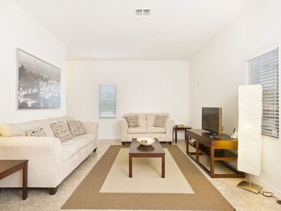 Photo for Spacious Townhouse with Splash Pool