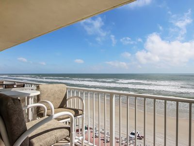 Photo for Harbor Beach Resort 1 Bedroom Oceanfront Condo