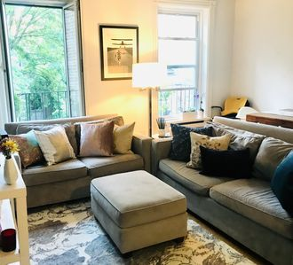 Photo for Full Floor Townhouse Apt, Long stays discounted!