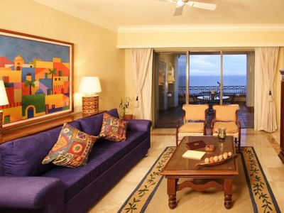 Photo for Executive Ocean View Suite WITH ALL INCLUSIVE PACKAGE