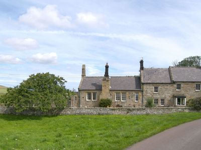 Photo for Vacation home The Old School in Alnwick - 2 persons, 1 bedrooms