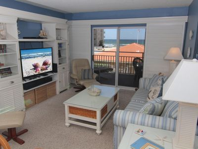 Photo for Ocean View, Bonus Bunk Room with Privacy for 4, Family Friendly!