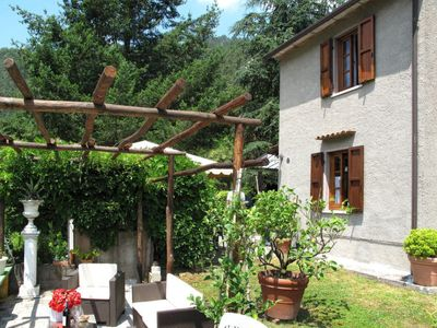 Photo for Vacation home Casa Ardesia (SRV100) in Seravezza - 6 persons, 3 bedrooms