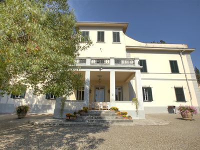 Photo for HISTORIC CHIANTI DIMORA private pool 30 km from FLORENCE LAST MINUTE