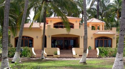 Photo for Elegant Executive Home on 5 Miles of Warm Sand Beach in Mexico