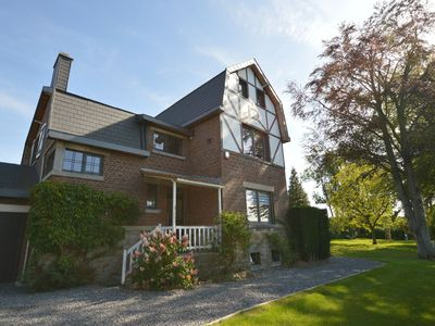 Photo for Stunning Holiday Home in Theux Ardennes with Private Garden