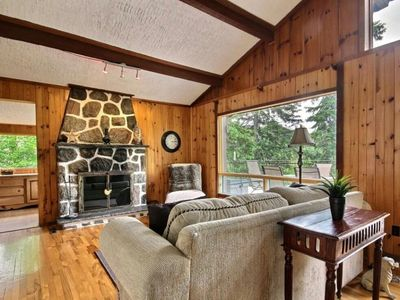 Photo for 3BR House Vacation Rental in Saint-Sauveur, QC