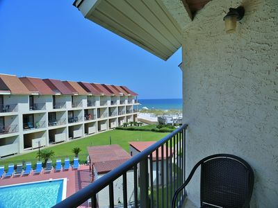 Photo for Gulfside TownHomes 13 ~ Walk to town, AWESOME views from 2 balconies, Free WiFi, SMART TV