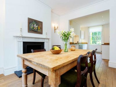 Photo for Elegant & attractive home in Chelsea, minutes from South Kensington (Veeve)