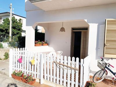 Photo for Japigium Holiday House Calipso-Apartment in Villa on the Sea