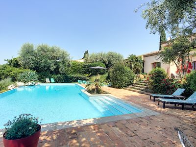 Photo for Superb Provencal Villa in Valbonne !!!!