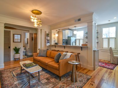 Photo for Heart of downtown: newly listed, updated 3BR/3BA
