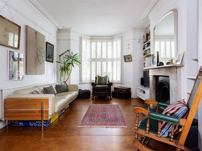 Photo for Minutes from the park - an ideal family home with an impressive garden (Veeve)