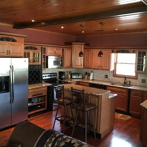 Photo for July 20-24 Now Open!! 5 Star-Weiss Lake Cabin Great for Social Distancing!5 star