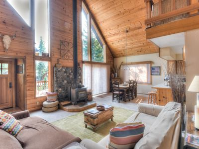 Photo for Bright & Beautiful Tahoe Donner Home + HOA Access!