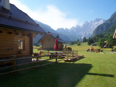 Photo for Chalet Alpi Giulie - Little Pleasures
