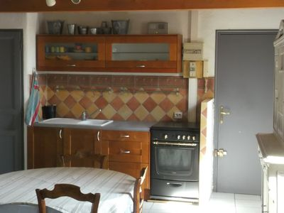 Photo for Avignon air-conditioned apartment downtown