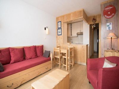 Photo for Apartment Tignes, studio flat, 4 persons