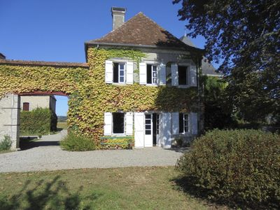 Photo for House in large family home in Béarn