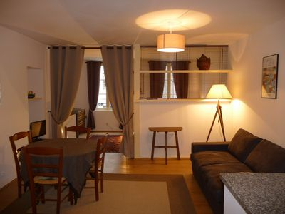Photo for Apartment in the house of a Rear Admiral in the heart of Honfleur