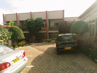 Photo for Best Inn Motel is located 500 meters from Kigali International Airport