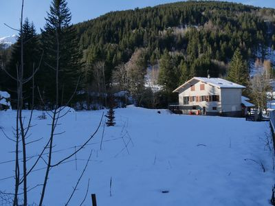 Photo for 8 mn from ski resort - Brand new  appartement - exceptional setting
