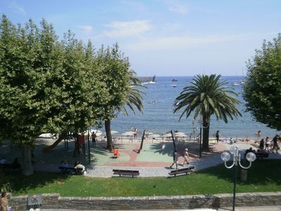 Photo for Beautiful apartment with magnificent views of the bay