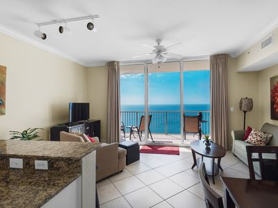 ☀BeachFRONT Tidewater 2610☀2BR+Bunks-Book for Thanksgiving! Heated Pool- FunPass