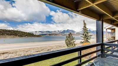 Photo for Lakeside Retreat - Perfect Location For Couples Or Families W/ Unbeatable Views!