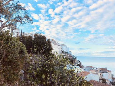 Photo for SPERLONGA, SEA and SUN, GREEN and ROCK
