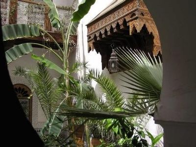 Photo for Exclusively, your little palace in the heart of the Medina.