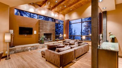 Photo for Baker House: Modern Luxury Home w/ Ski Access, Shuttle, Hot Tub, & Pool Table
