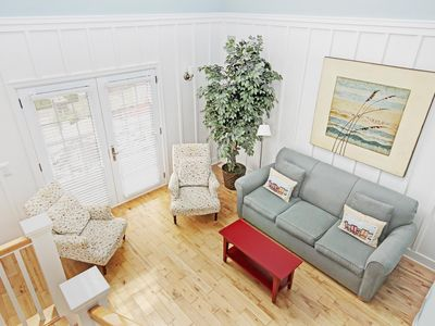 Photo for The Hampton at The Beach House,Soaring ceilings, Free Golf, Heated pool, Beaches