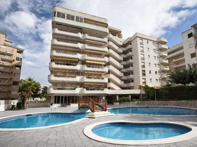 """Photo for Apartment a short walk away (349 m) from the """"Playa de los Capellanes"""" in Salou with Lift, Terrace, Washing machine (651552)"""