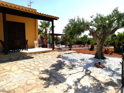 "Photo for Villa ""Il Corallo"" holiday home in San Vito lo capo"