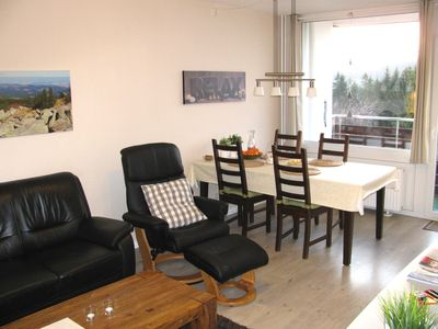 Photo for Kernsanierte apartment up to 4 pers. * DSL-WLAN incl. * View * family friendly