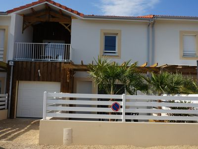 Photo for New house / 200m from the biscarrosse beach 7 Persons / Quiet area