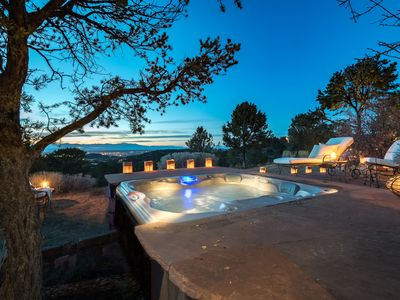 Photo for Ponderosa Estate - A very unique Santa Fe experience!