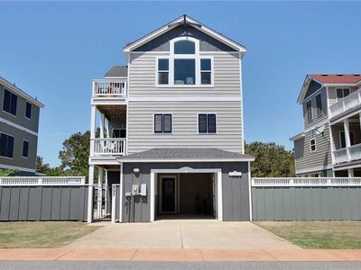 Photo for #CB5: OCEANSIDE Home in Corolla w/HotTub, RecRm & Community Pool