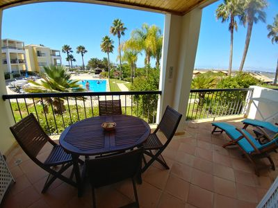 Photo for Clube Alvor Ria, Luxury 1 bed apartment in outstanding central location.