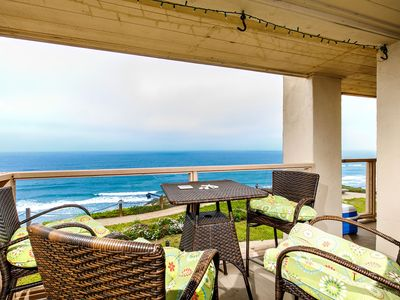 Beach You To It! Oceanfront, BBQ, Beach Access, Incredible Sunsets!