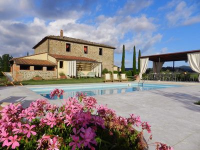 Photo for 11 bedroom Villa, sleeps 24 with Pool and FREE WiFi