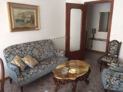 Photo for Spacious and comfortable apartment in the center of Chianciano Terme