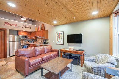 Great open-concept living ideally located in the Mountain Village core